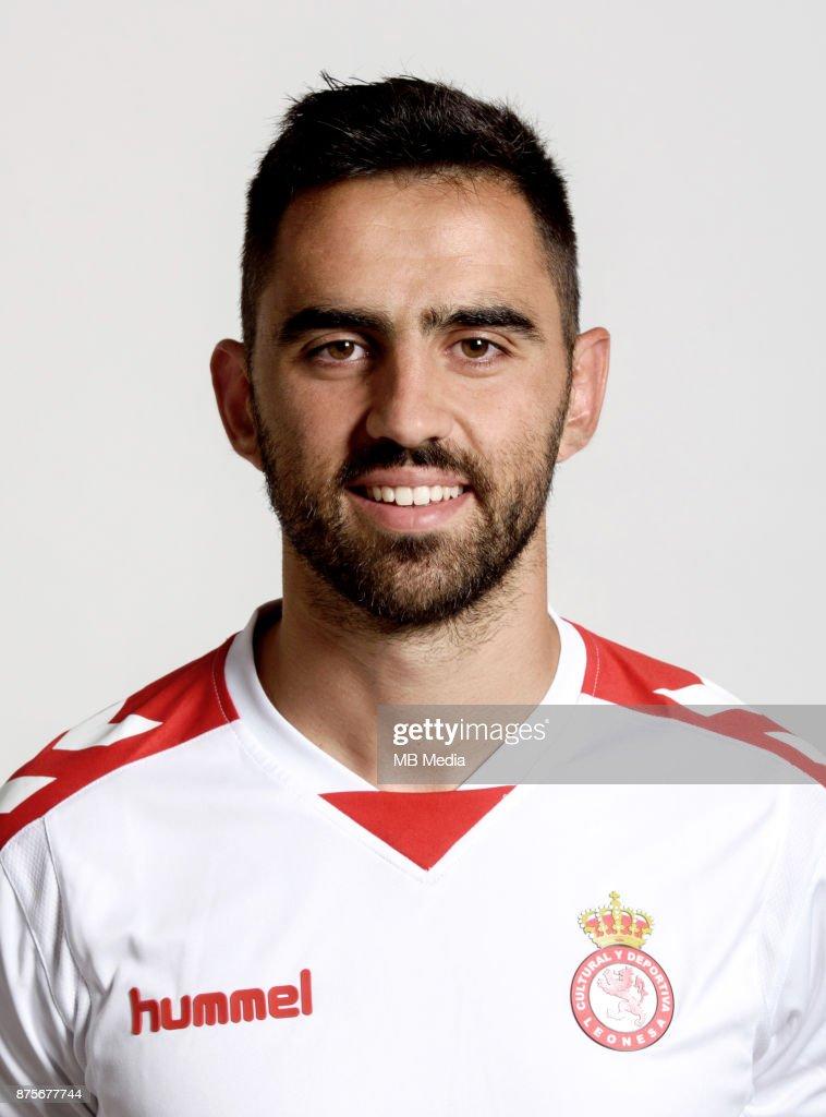 Spain - La Liga 123 _ 2017-2018 / 'r( Cultural y Deportiva Leonesa ) - 'rVictor Diaz Suarez