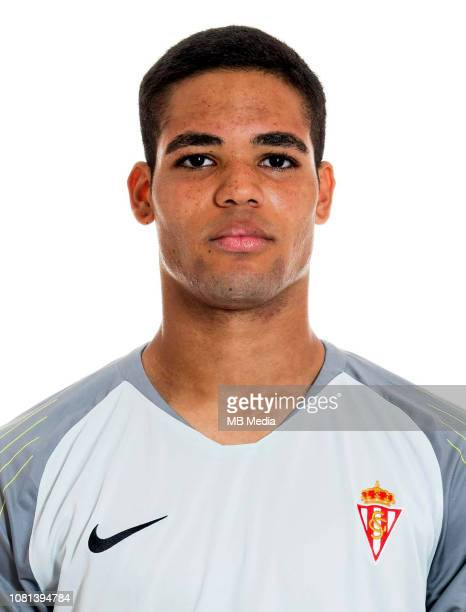 "Spain - La Liga 123 _ 2018-2019 / ""n - ""nChristian Joel Sanchez Leal"