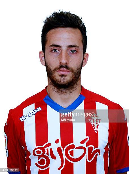 Spain La Liga Adelante 20142015 / Alejandro Menendez Diez ' Alex Menendez '