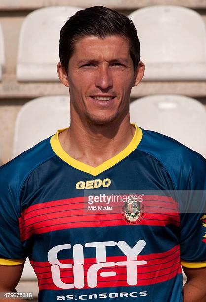 Spain La Liga Adelante 20142015 / Ruyman Jesus Hernandez Perera ' Ruyman Hernandez '
