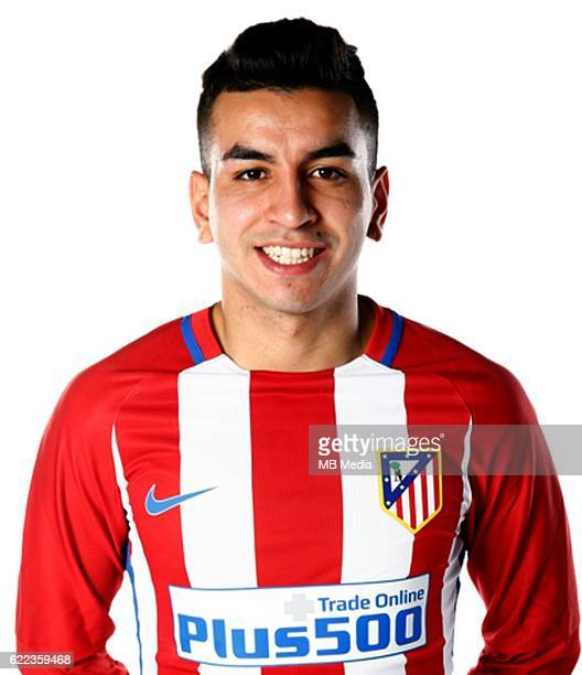 Spain La Liga Santander 20162017 / Angel Martin Correa Martinez ' Angel Correa '