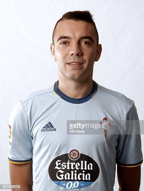 Spain La Liga Santander 20162017 / Iago Aspas Juncal