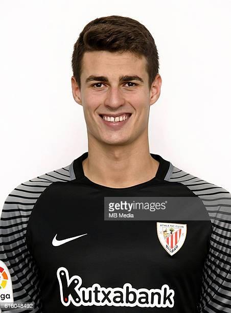 Spain La Liga Santander 20162017 / Kepa Arrizabalaga Revuelta Kepa Arrizabalaga