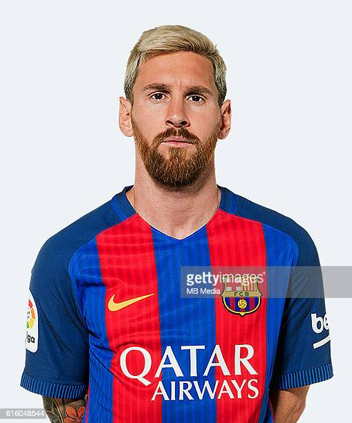 Spain La Liga Santander 20162017 / Lionel Andres Messi Cuccittini ' Lionel Messi '