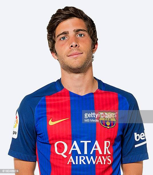Spain La Liga Santander 20162017 / Sergi Roberto Carnicer ' Sergi Roberto '