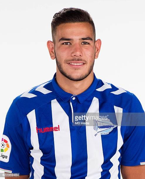 Spain La Liga Santander 20162017 / Theo Bernard Francois Hernandez ' Theo Hernandez '