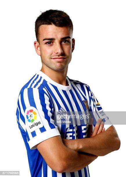 Spain La Liga Santander 20172018 / 'n 'nDavid Concha Salas ' David Concha '