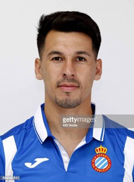 Spain La Liga Santander 20172018 / 'n 'nHernan Arsenio Perez Gonzalez ' Hernan Perez '