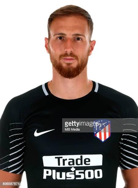 Spain La Liga Santander 20172018 / n nJan Oblak