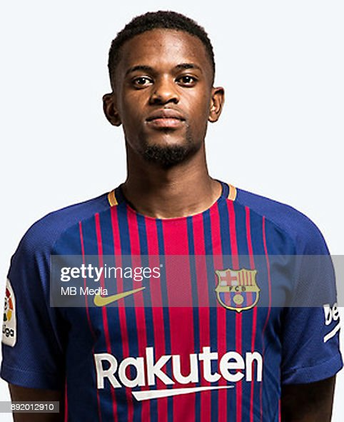 Spain - La Liga Santander 2017-2018 / 'r( Futbol Club Barcelona ) - 'rNelson Cabral Semedo ' Nelson Semedo '