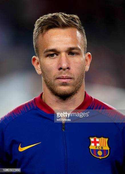Spain La Liga Santander 20182019 / n nArthur Henrique Ramos de Oliveira Melo Arthur Melo