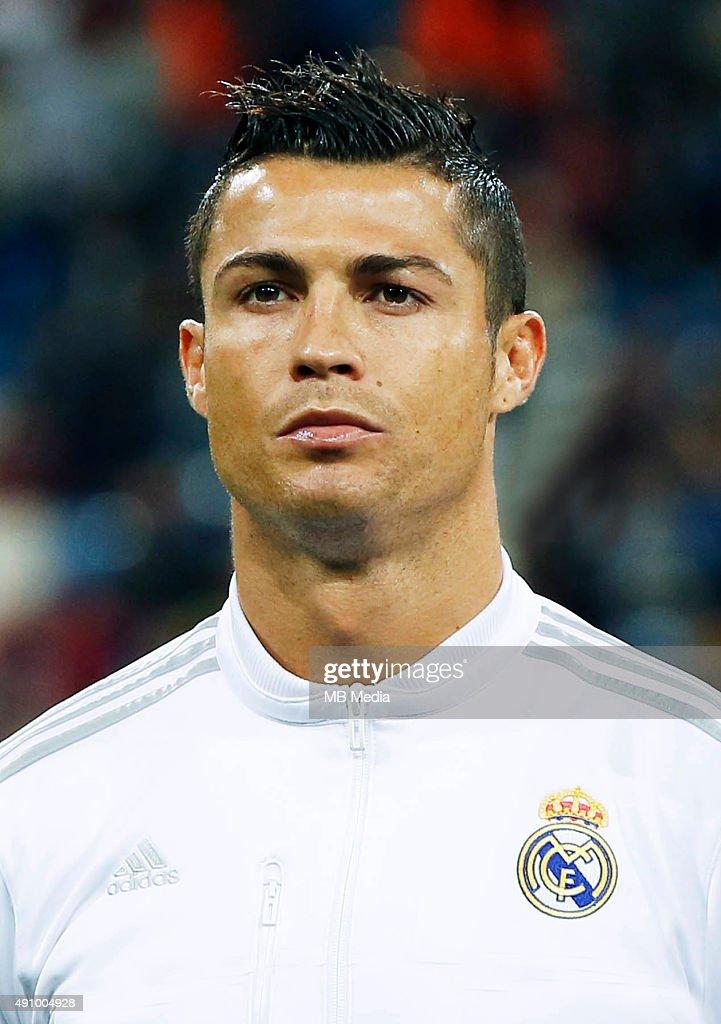 Spain - Liga BBVA Cristiano Ronaldo dos Santos Aveiro ...