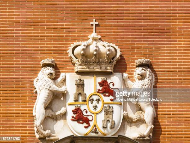 Spain, Madrid, Capitania General, Coat of Arms