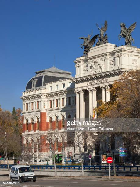 Spain, Madrid, Ministry of Agriculture