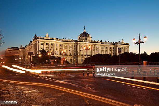 Spain, Madrid, Palacio Real