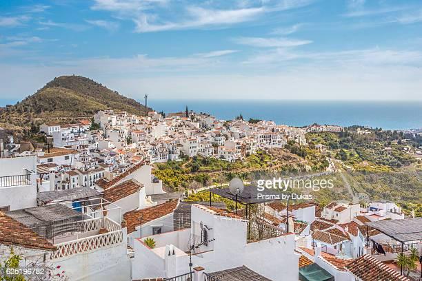 Spain, Malaga Province, Frigliana, City, .