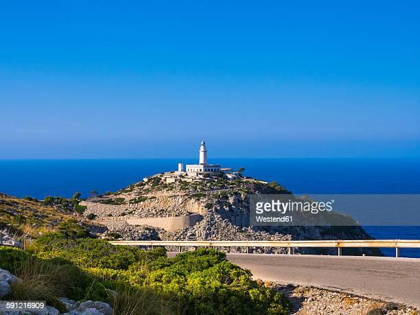 Spain, Mallorca, Cap Formentor lighthouse
