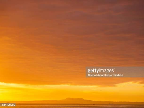 Spain, Mallorca Island, Calvia - Ses Illetes, Sunrise