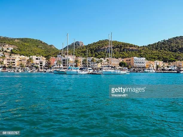 Spain, Mallorca, Port dAndratx