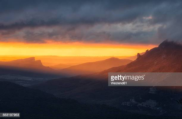 Spain, Navarra, Sierre de Urbasa