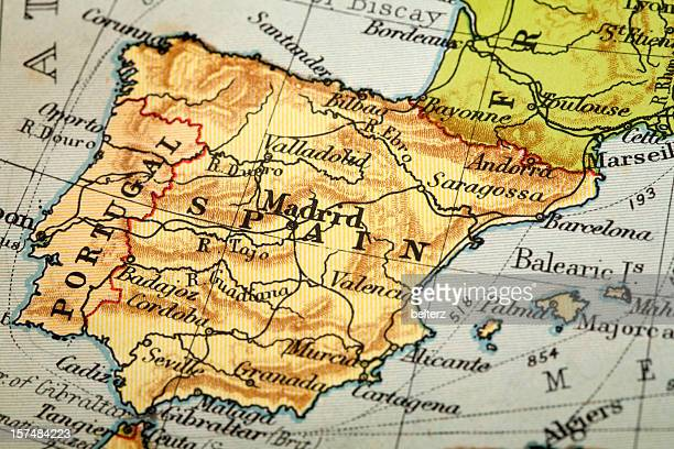 Map Of Northern Spain.60 Top Map Of Northern Spain Pictures Photos Images Getty Images