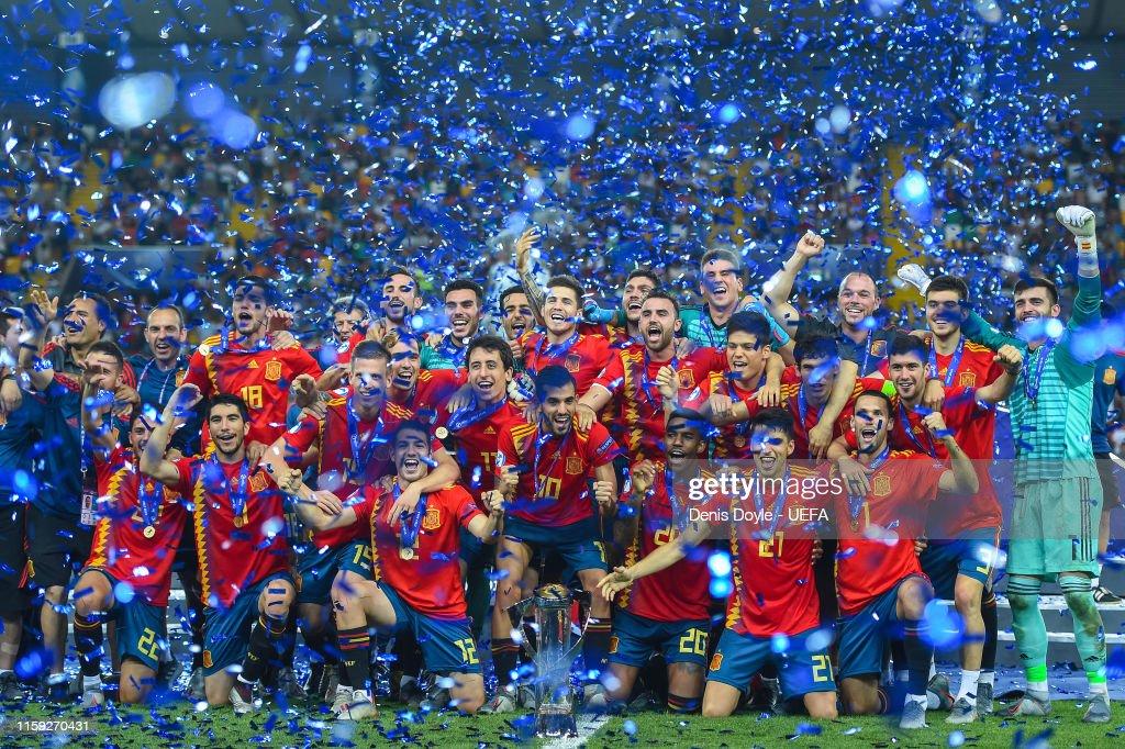 Spain v Germany - 2019 UEFA European Under-21 Championship Final : ニュース写真