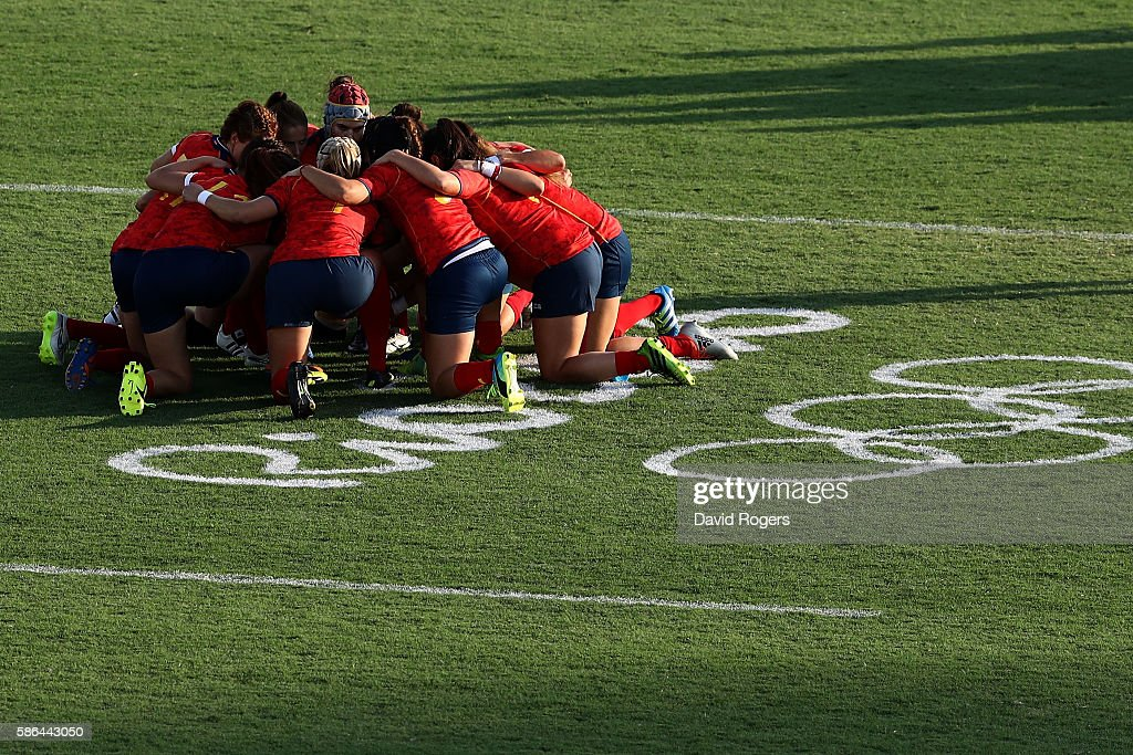 Rugby - Olympics: Day 1 : News Photo