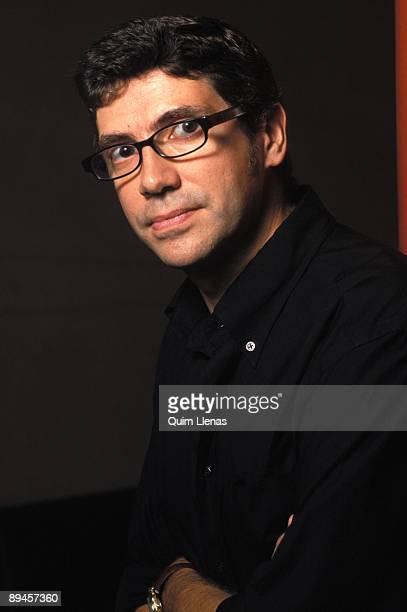 Spain Portrait of Noberto Lopez Amado film director