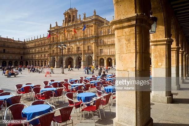 Spain, Salamanca, Plaza Mayor