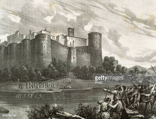 Spain Siege of Zaragoza also called First Siege of Zaragoza by the Frankish king Childebert I with the help of his brother Chlothar I the Old He was...