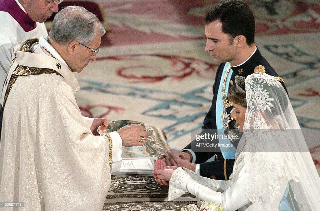 Spanish Crown Prince Felipe of Bourbon a : News Photo