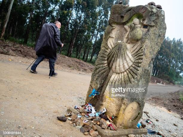 Spain The Camino de Santiago is a large network of ancient pilgrim routes stretching across Europe and coming together at the tomb of St James in...