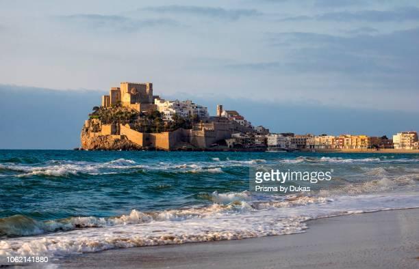 Spain Valencia Region Pe–iscola City