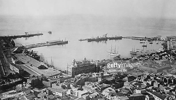 Spain viiew of Alicante 1936