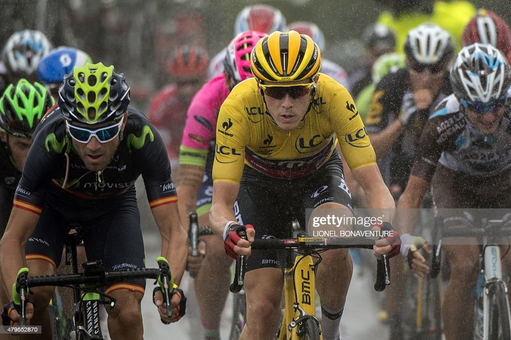 CYCLING-FRA-NED-TDF2015-PACK : News Photo