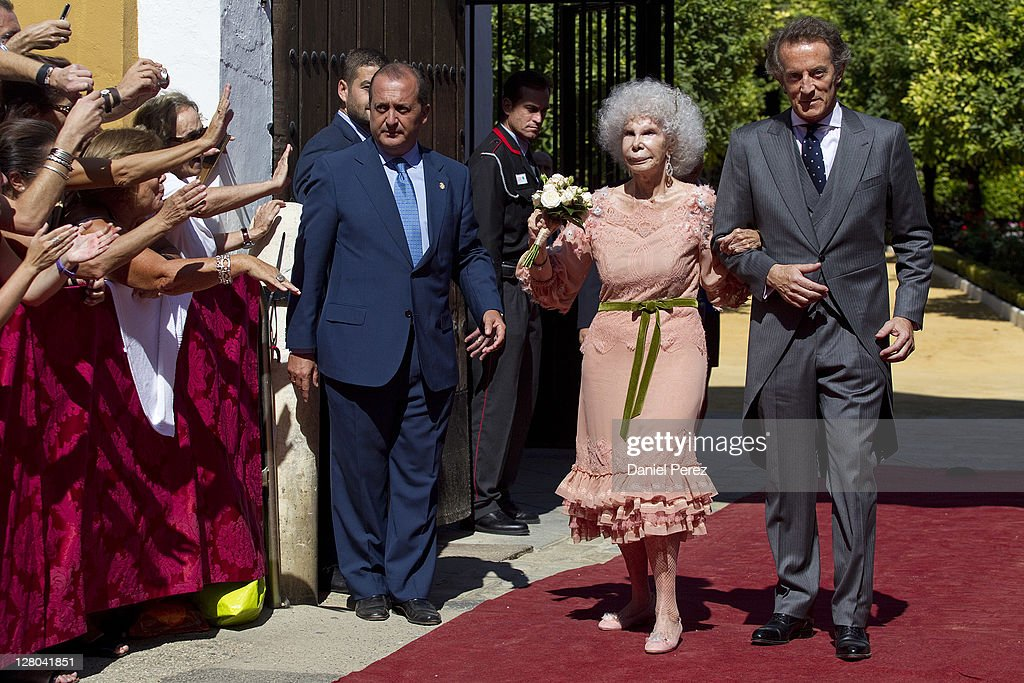 Duchess of Alba's Wedding in Seville