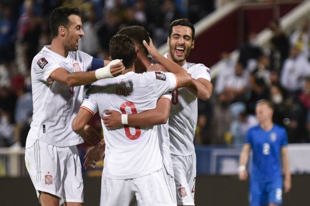UNS: Kosovo v Spain - 2022 FIFA World Cup Qualifier