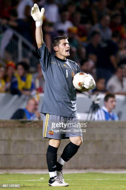 Spain's Iker Casillas