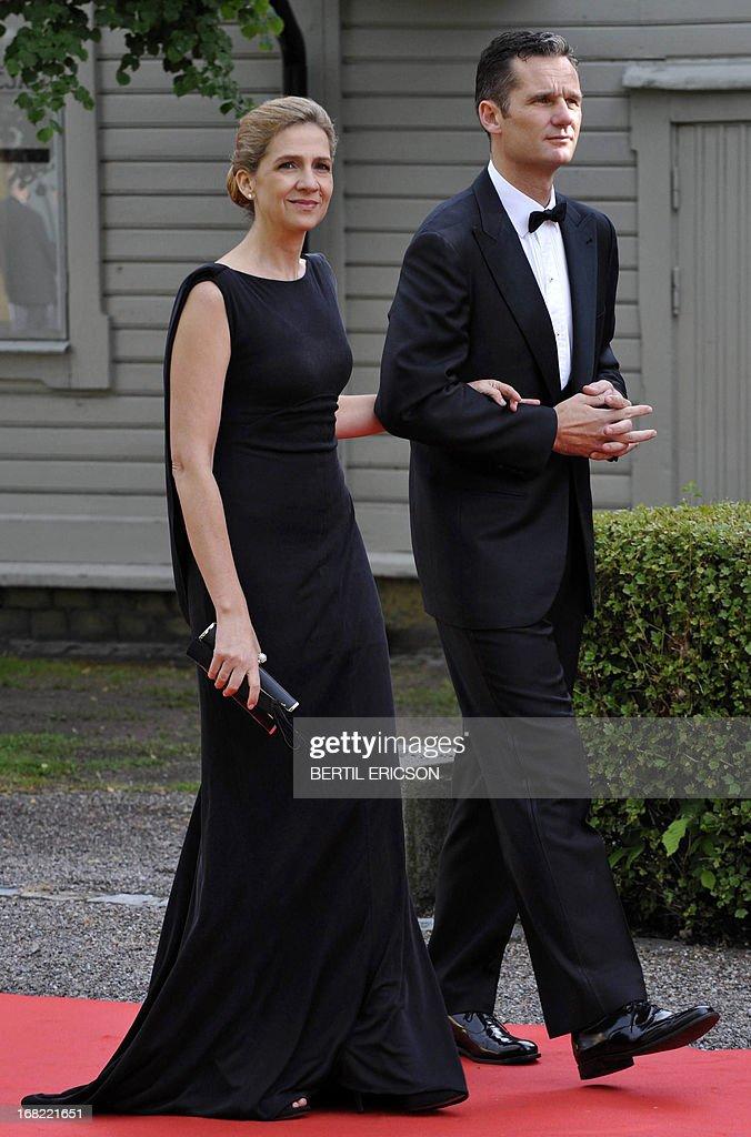 SWEDEN-ROYALS-WEDDING : News Photo
