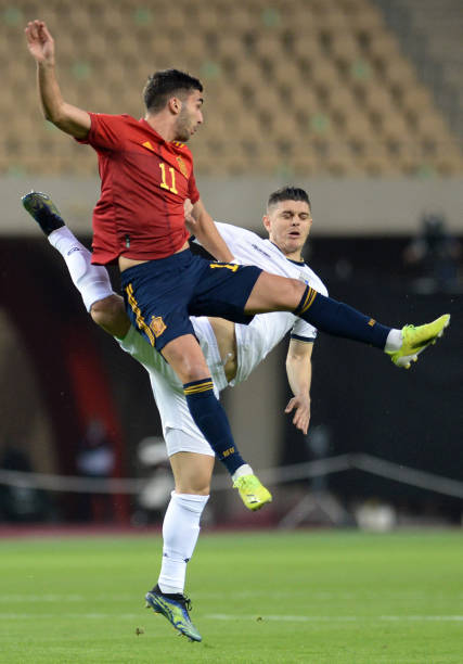 ESP: Spain v Kosovo - FIFA World Cup 2022 Qatar Qualifier