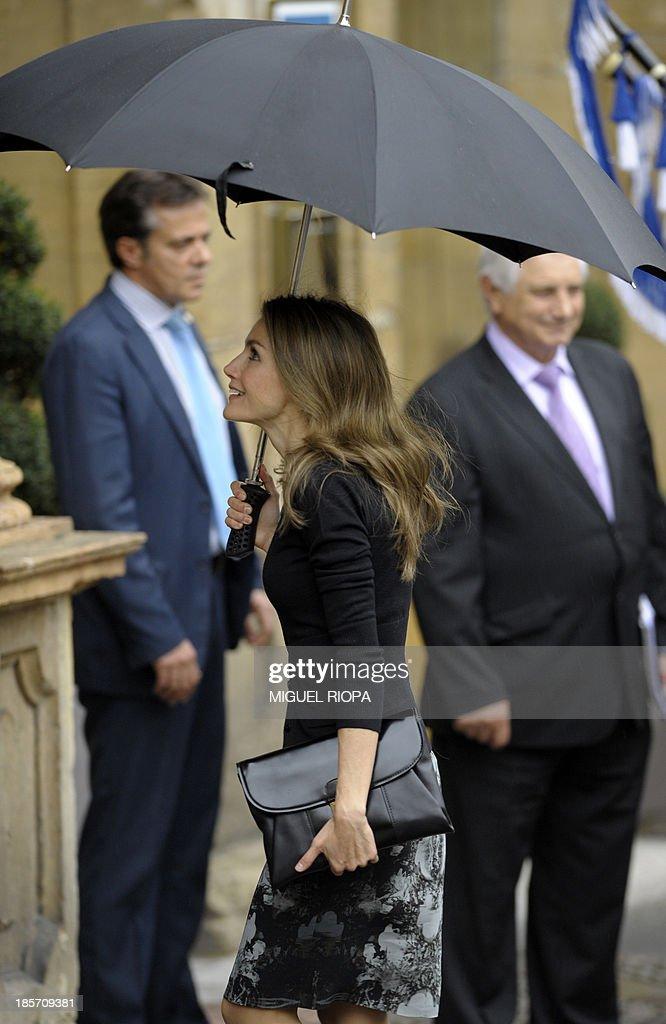 SPAIN-ASTURIAS-AWARD : News Photo