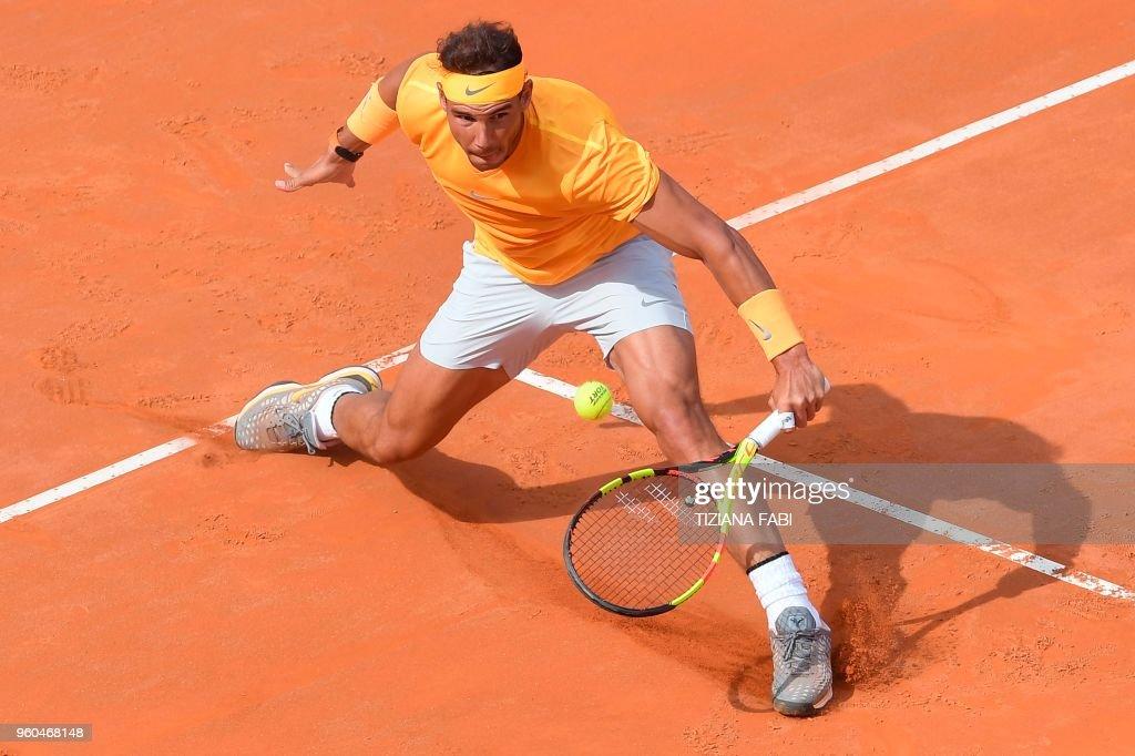 TENNIS-ITALY-ATP : Nachrichtenfoto