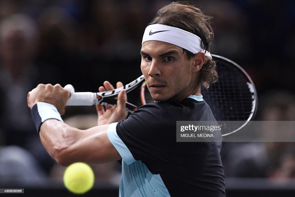 TENNIS-ATP-FRA : News Photo