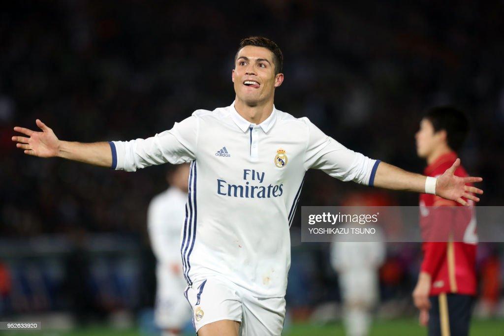 Le Réal Madrid vainqueur de coupe du monde des Clubs 2016 : News Photo