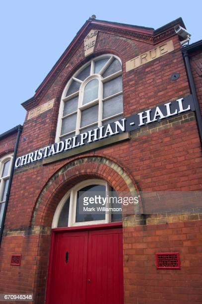 Spalding Christadelpian Hall.