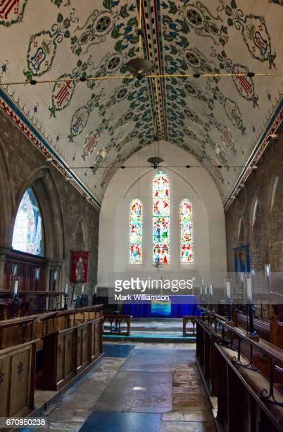 Spalding Parish Church.