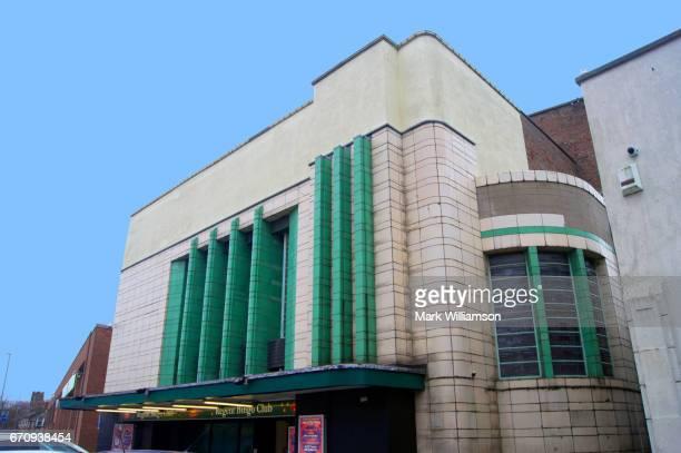 Spalding Savoy Cinema.
