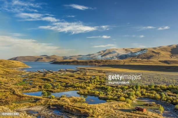 Spandarian Reservoir