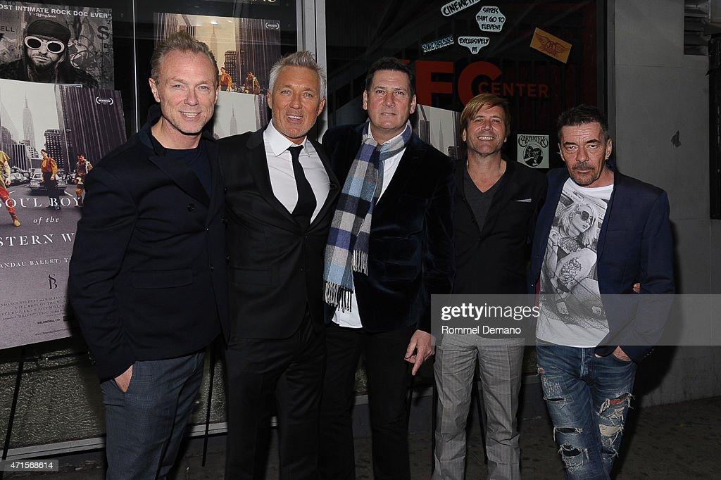 """Soul Boys Of The Western World"" New York Screening : News Photo"