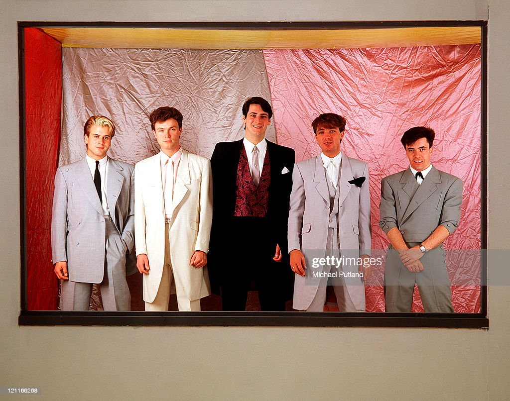 Spandau Ballet : News Photo